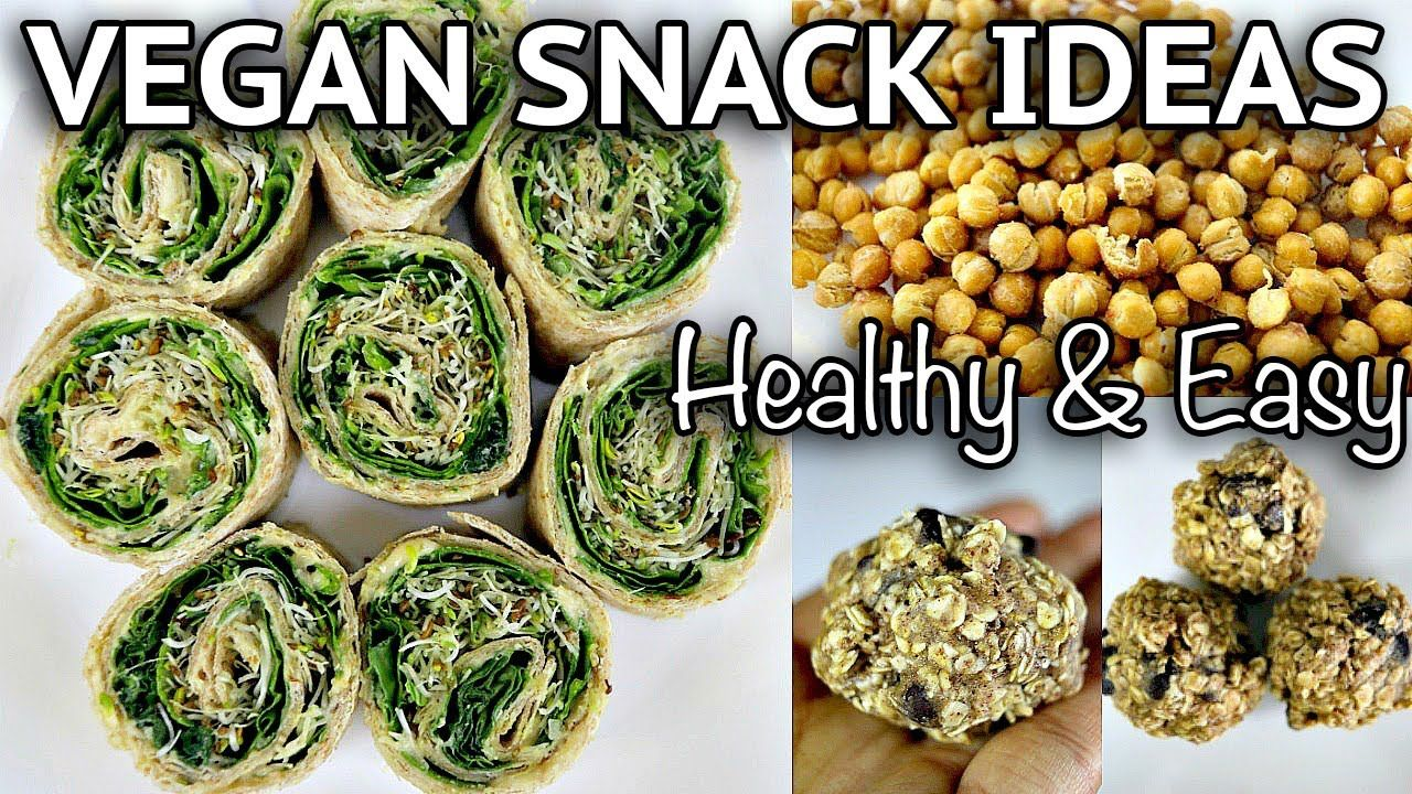 easy healthy vegan snack ideas on the go (part 2!) | snack ideas in
