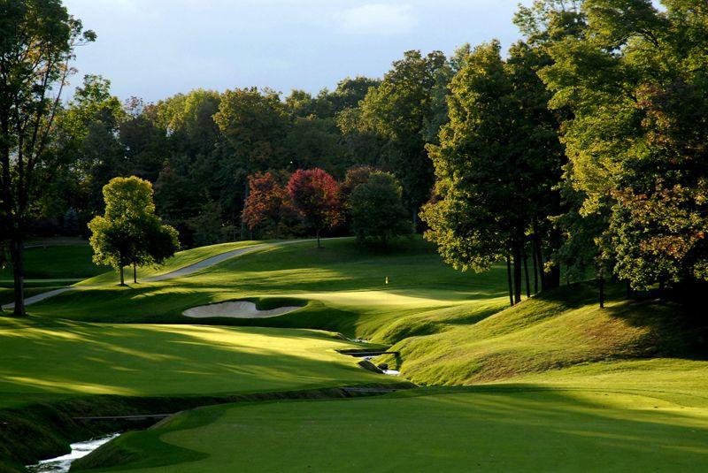 Muirfield Village Golf Club (Dublin, OH) - The Memorial Tournament. #Golf