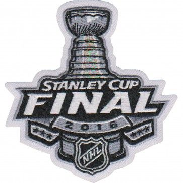 2016 NHL Stanley Cup Final Logo Jersey Patch  d0888554c