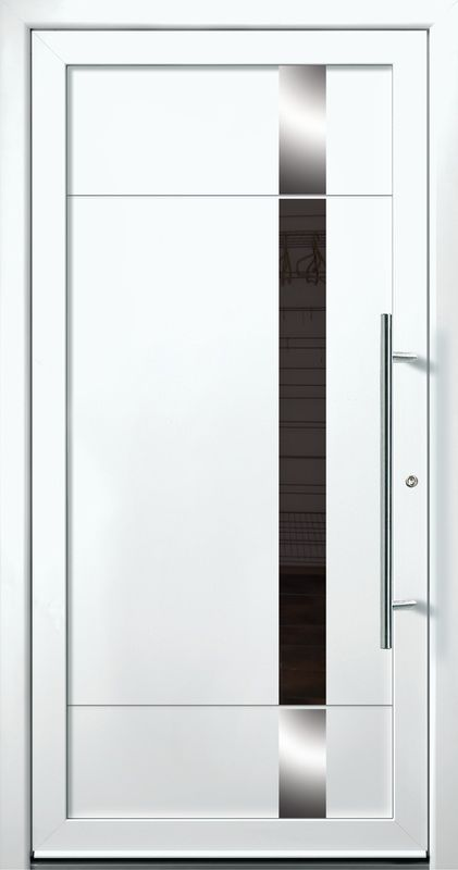 Contemporary and modern entry doors by Groke. A superior alternative to fiberglass steel or : groke doors - pezcame.com