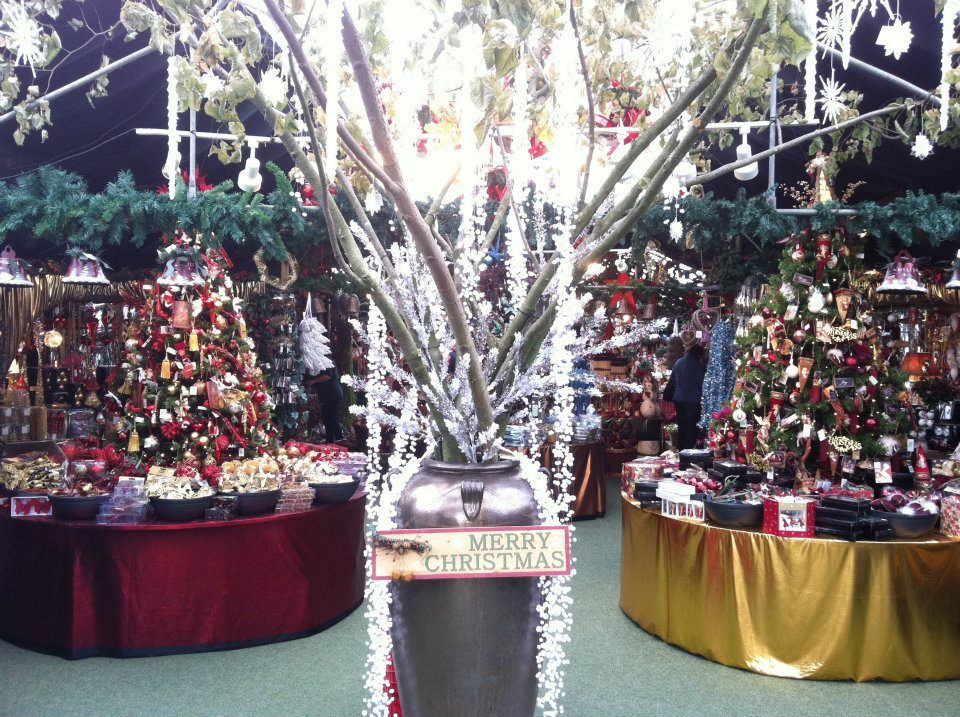 An Image of My local Garden Centres Christmas display