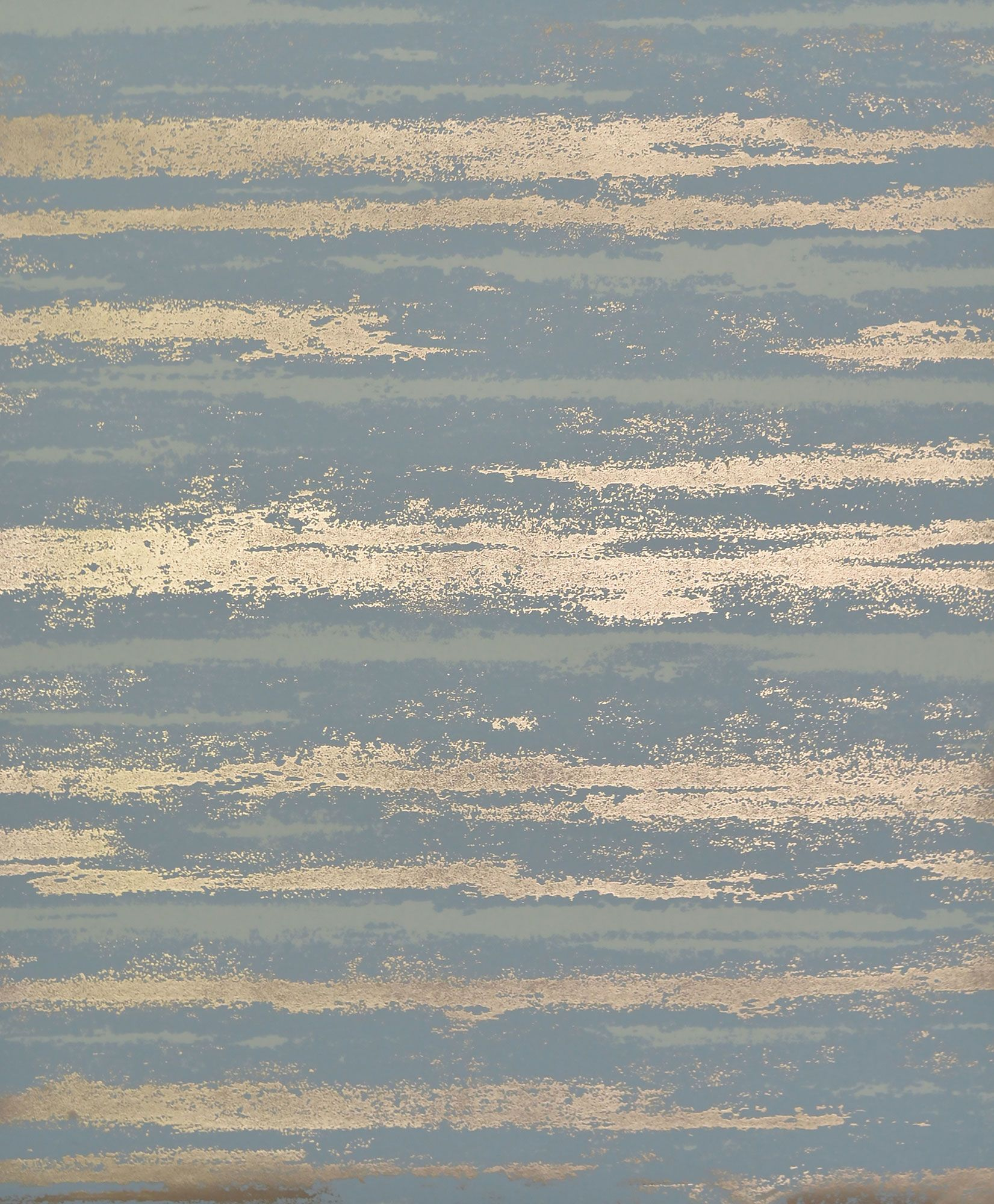 Antonina Vella Atmosphere Wallpaper Teal Amp Gold In 2020
