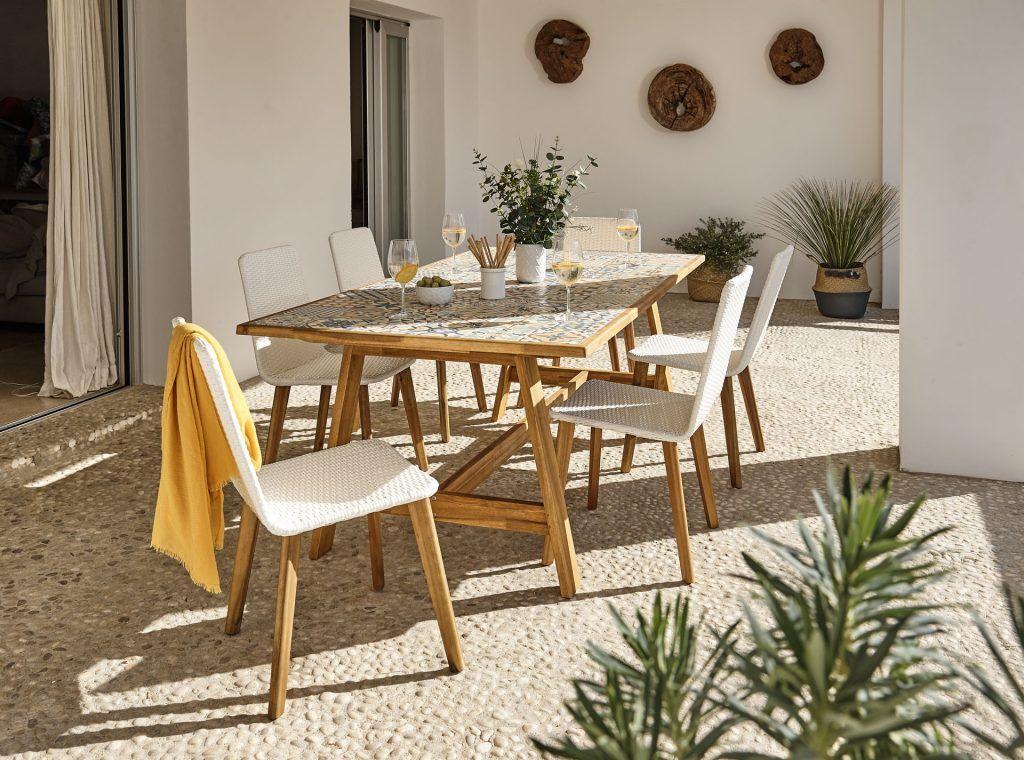 Choisir Des Carreaux De Ciment Et Bien Les Entretenir Table De Jardin Gifi Decoration Interieure Et Table Salle A Manger