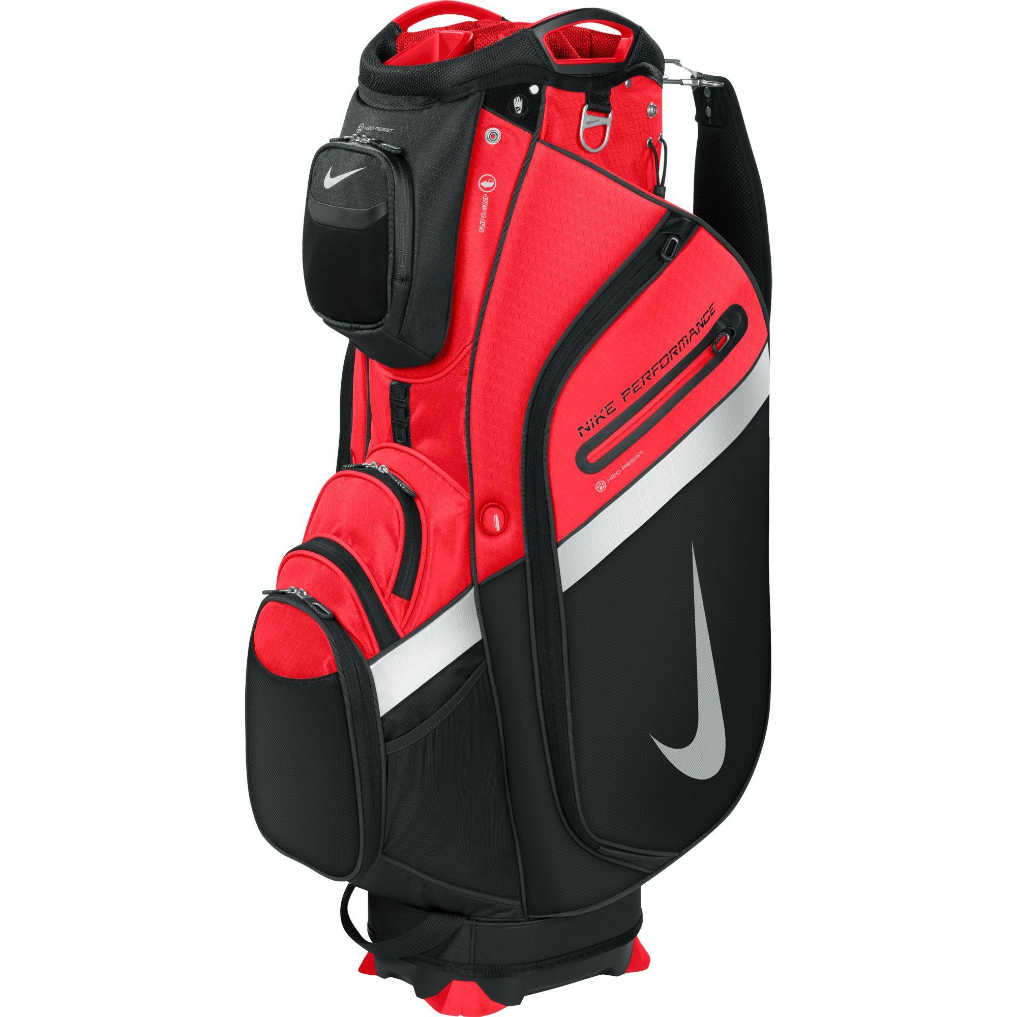 2017 Nike Performance Cart Iv Golf Bag Bg0396