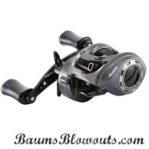 Calera A Version Low Profile Reel 6.6:1 Gear Ratio. 7BB + 1RB Bearings, 11 lb Max Drag, Left Hand
