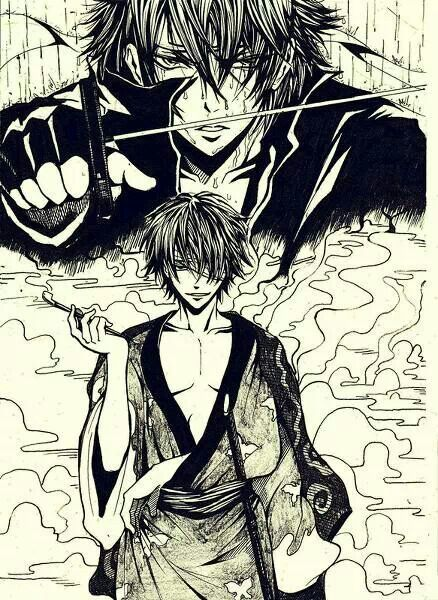 Gintama ~~ Takasugi Shinsuke