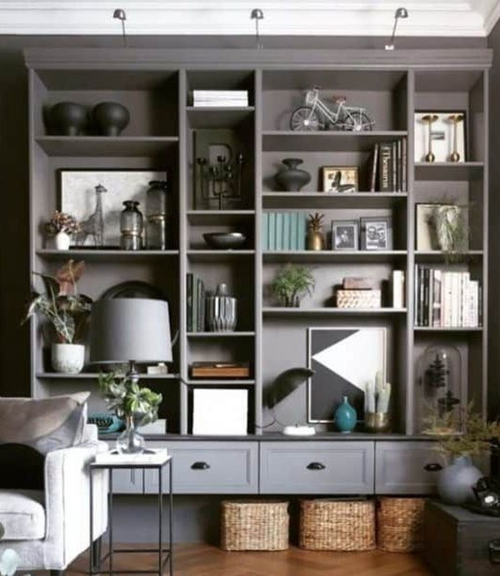 32 Latest Ikea Billy Bookcase Design Ideas For Limited