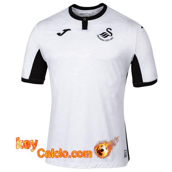 Maglia Calcio Swansea City Prima 19 20