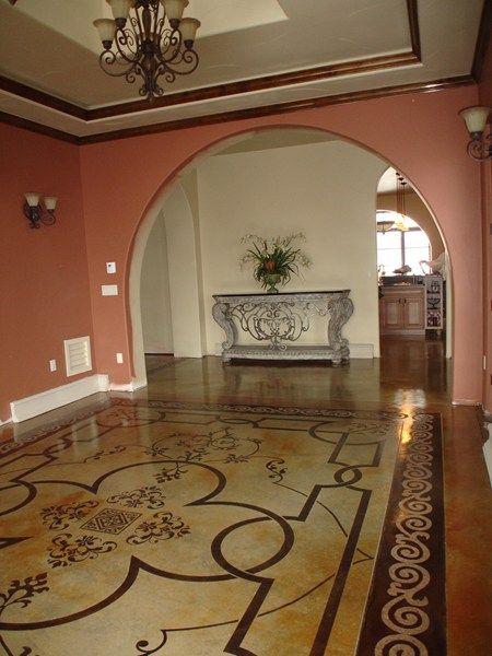 Concrete Floors Photo Gallery Concretenetwork Com
