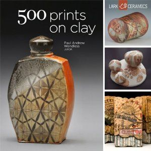 I just ordered this book from amazon.  500 Prints on Clay: An Inspiring Collection of Image Transfer Work (500 Series)