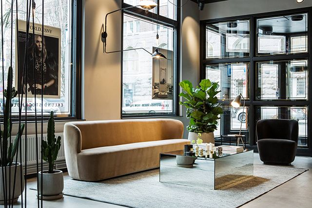 beautiful new esny offices in gothenburg the design chaser city rh pinterest com