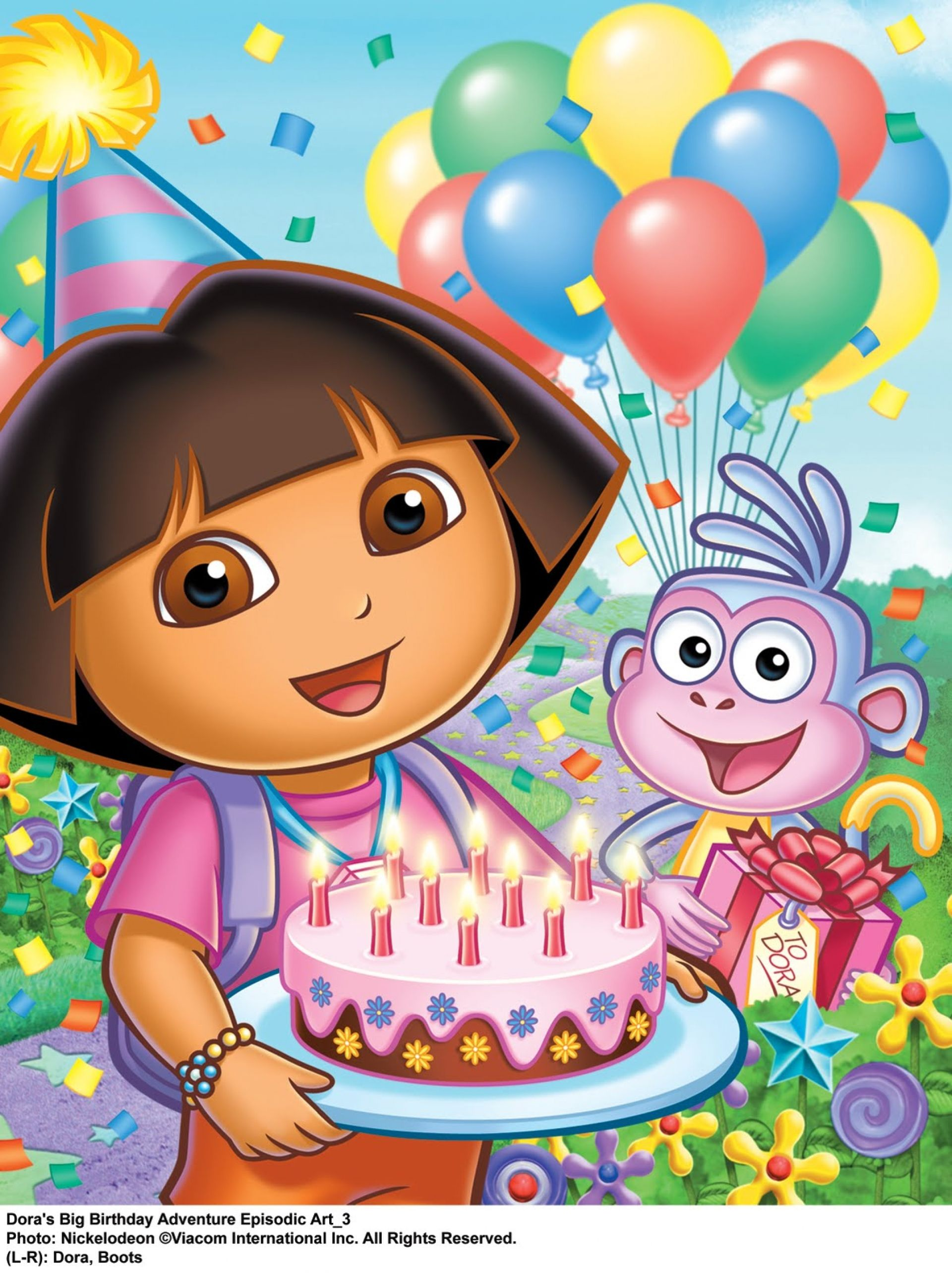 Dora The Explorer Turns 10 Today And Walmart Wallpaper For Iphone
