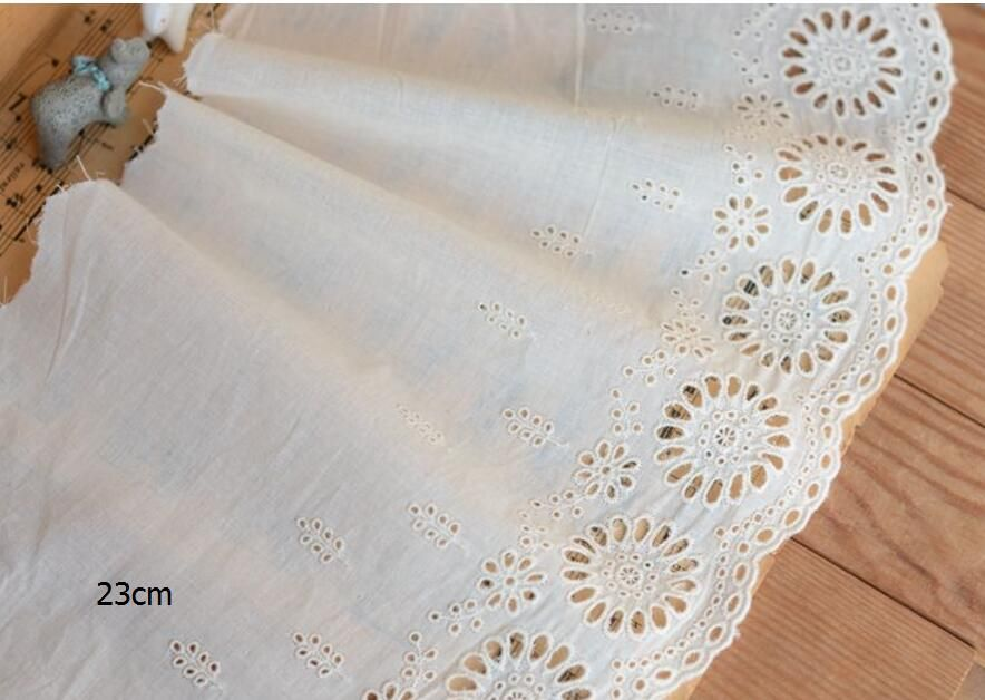 Us 1 7 Beige Katoen Borduren Kant Breedte 19 5 23 Cm Embroidery Lace Cotton Embroidery Lacebeige Cotton Lace Aliexpress Beige Borduren Katoen
