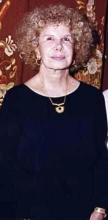 Cayetana de Alba, en el Palacio de las Dueñas (2006).