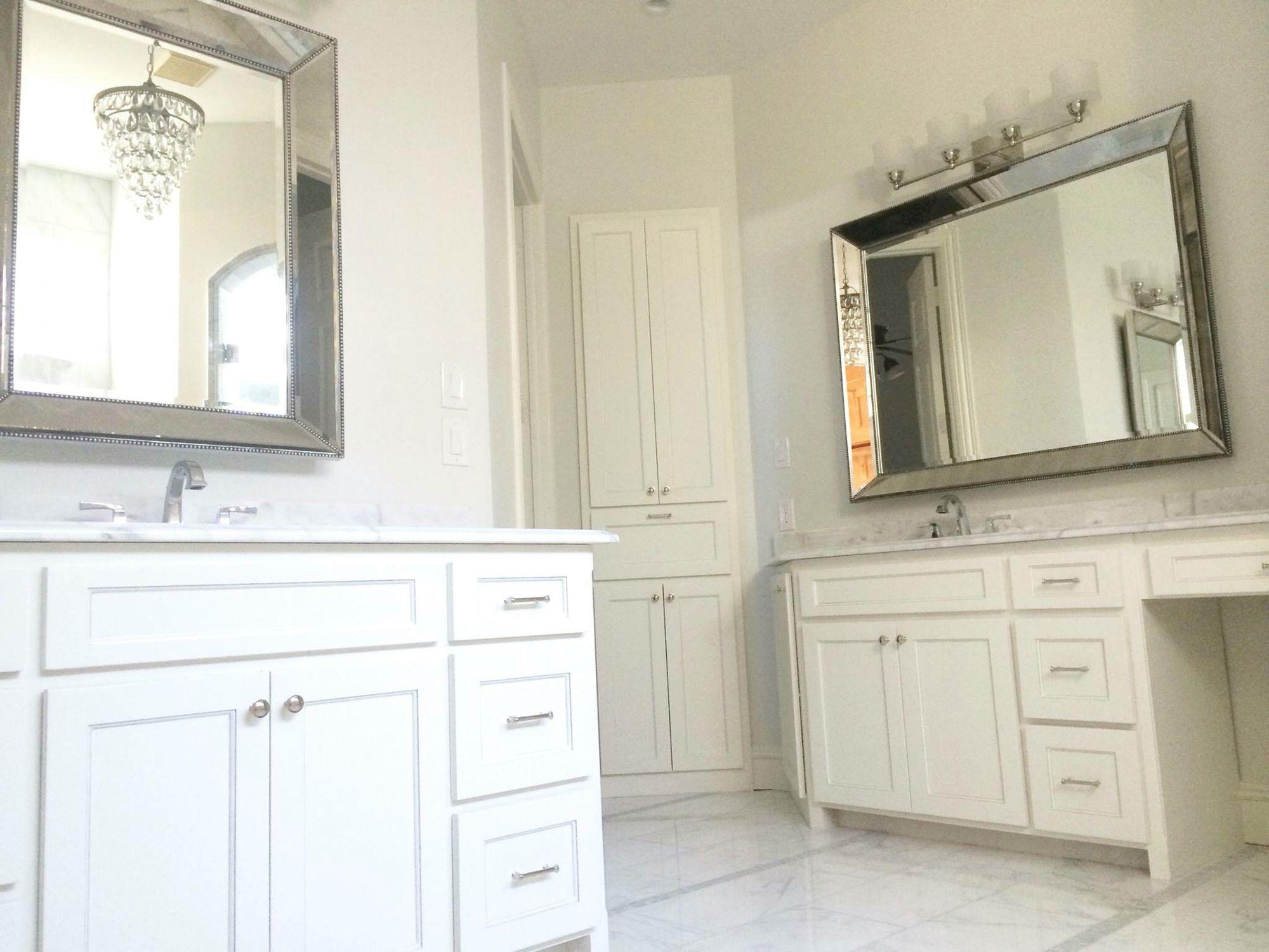 Marble Bathroom Carrara