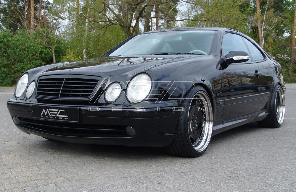 Mercedes clk w208 customised google search caddy for Mercedes benz clk 320