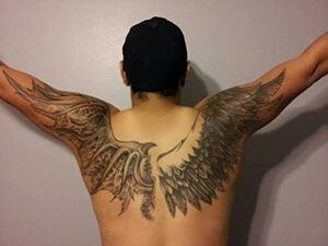 Wings Tattoo Meanings Custom Tattoo Design Wings Tattoo Wing Tattoo Men Back Tattoo