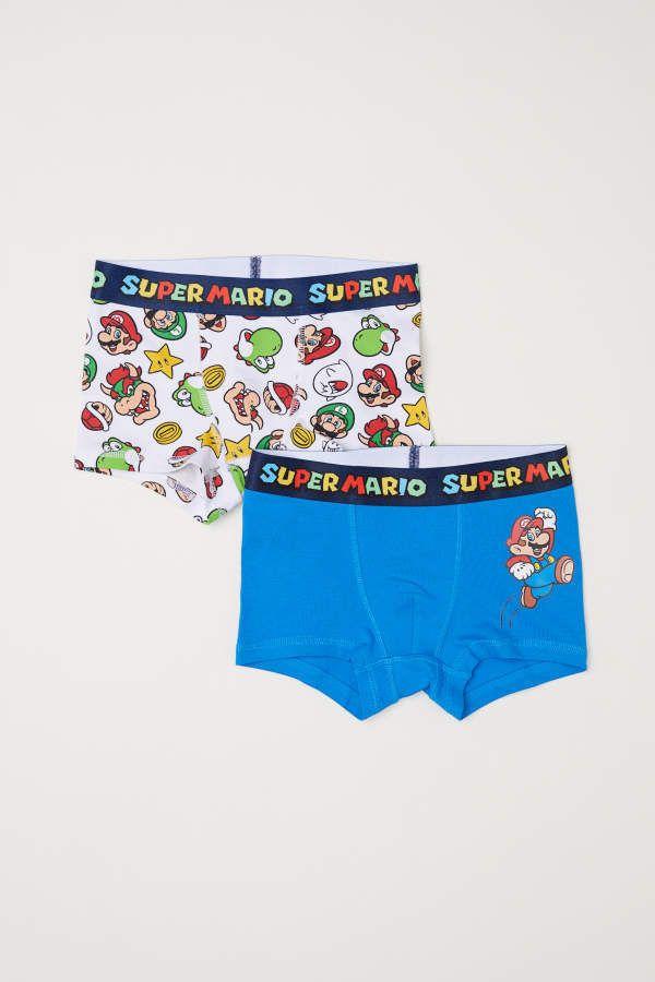 6 12 PACKS Boys Kids Boxer Shorts Designer Fashion Trunks Underwear Underpants
