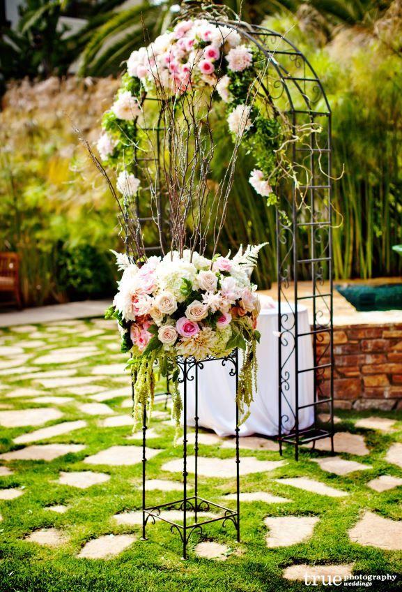 Outdoor wedding ideas weddings romantique ceremony pinterest wedding door decorations outdoor wedding ideas weddings romantique junglespirit Choice Image