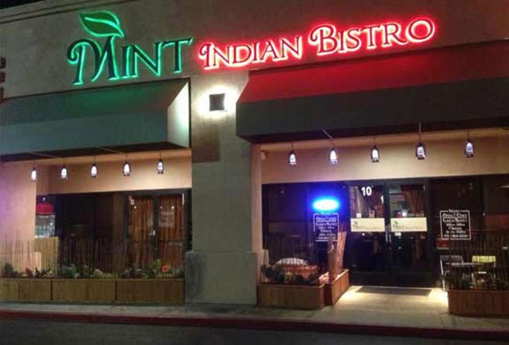 Mint Indian Bistro Mint Indian Bistro Gluten free