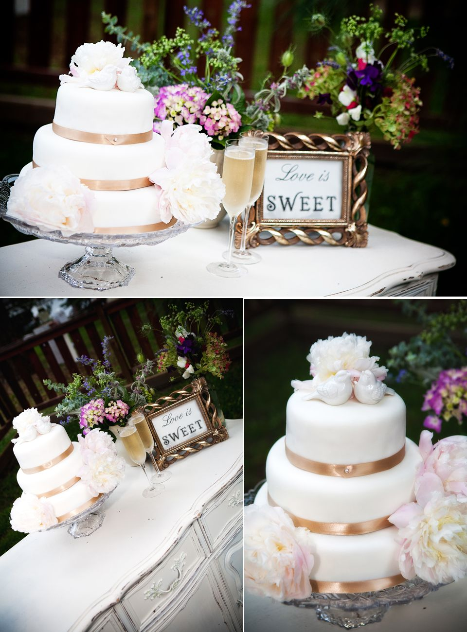Wedding cake table decoration ideas  Cable Table Decorations  Wedding Ideas  Wedding Cake  Wedding