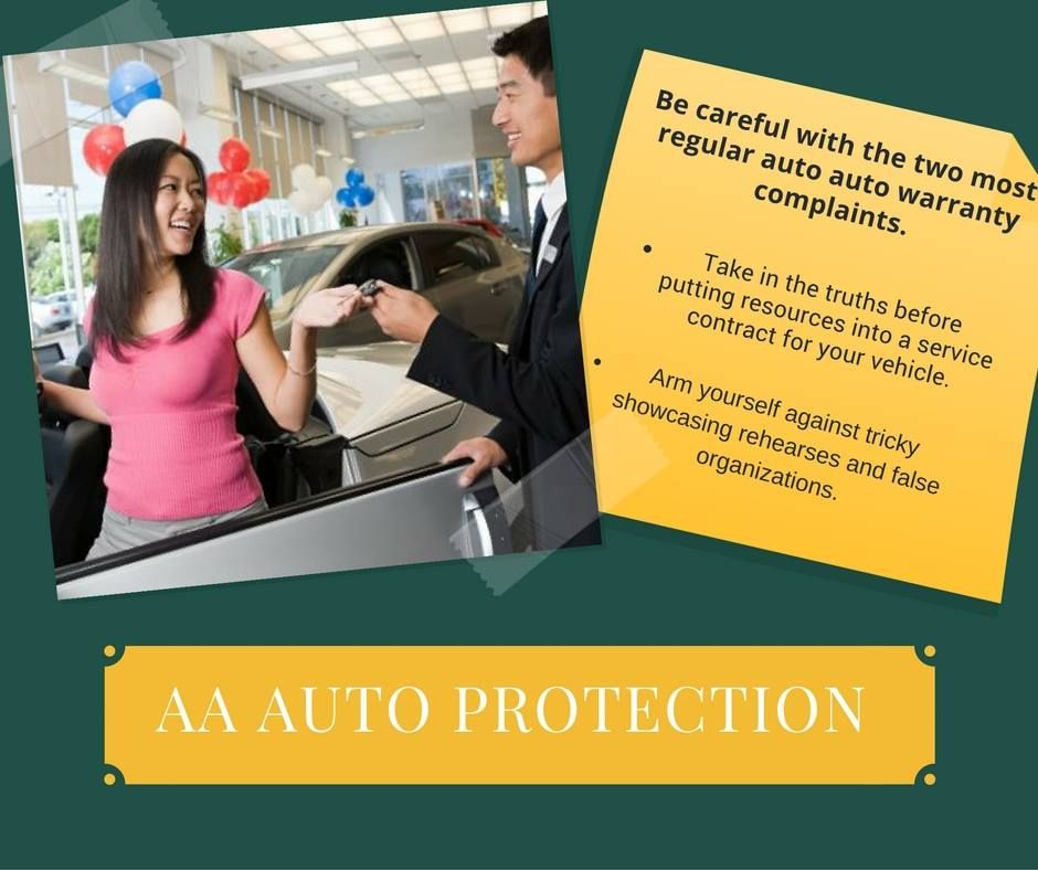 AA Auto Warranty by far has the most plans available however they - vehicle service contract