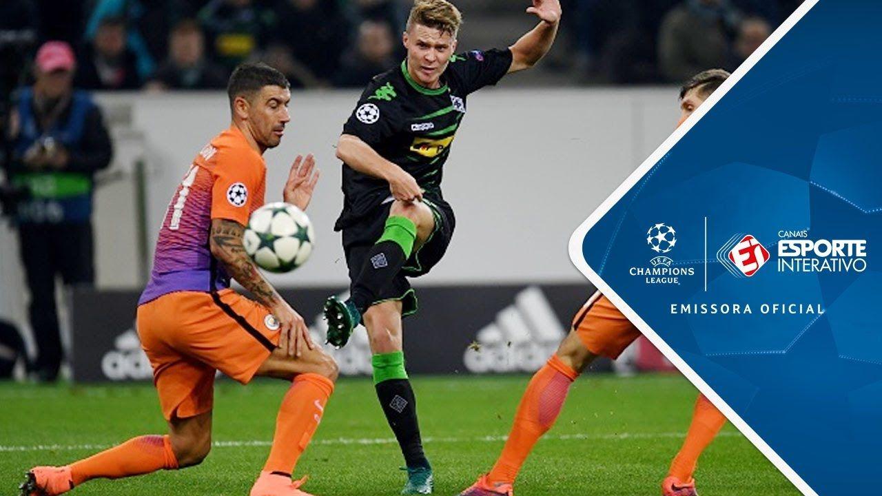 Melhores Momentos Borussia Mönchengladbach 1 x 1