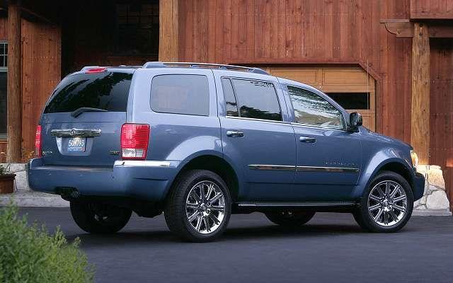 2017 Chrysler Aspen Suv Design Price Best Luxury Suv Suv