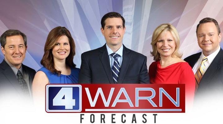 The 4 Warn Storm Team - St. Louis, Missouri, 2013