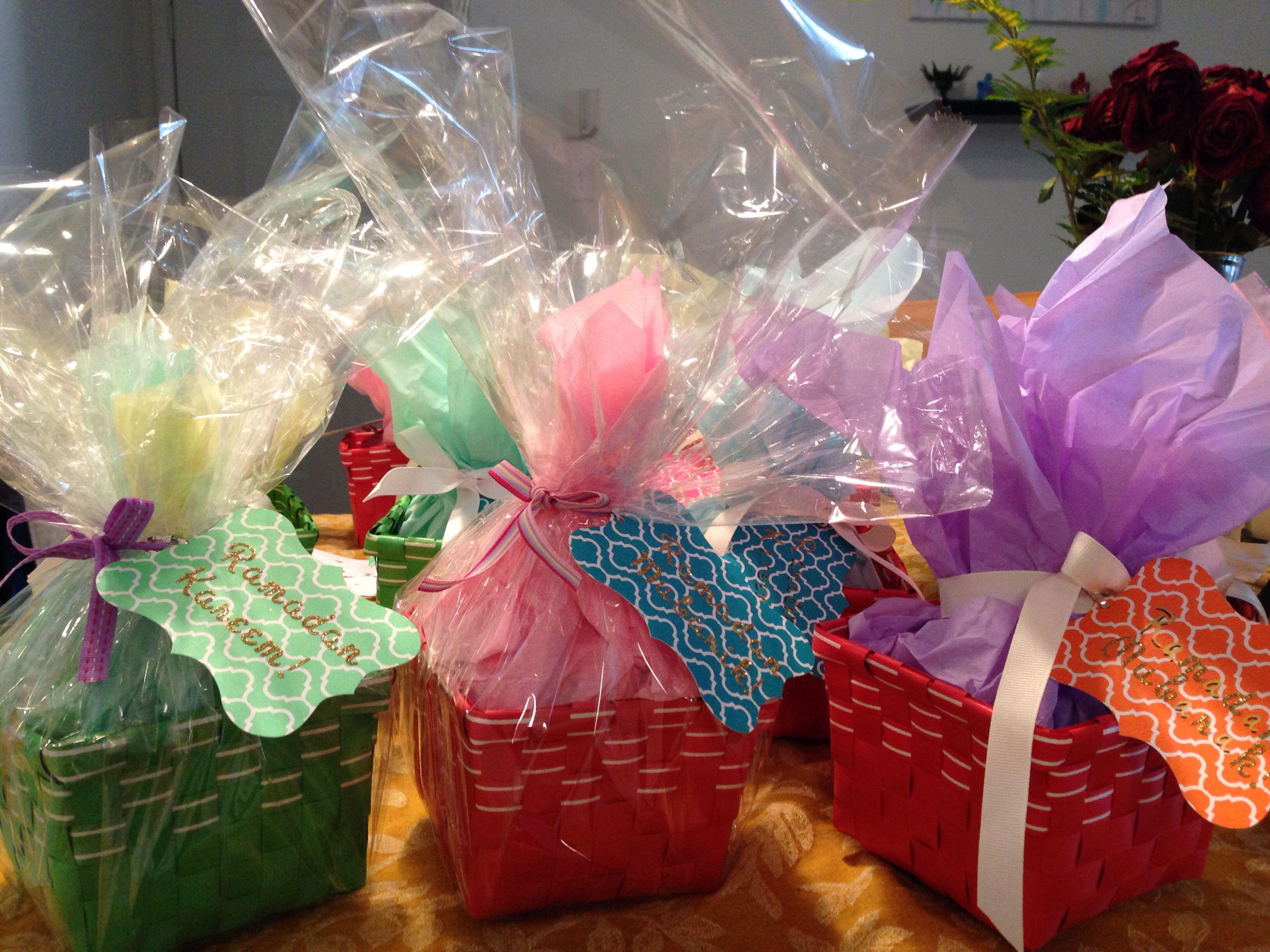 Gift Basket Wrapping Ideas Ramadan Gift Baskets Ramadan Eid Ideas Pinterest Ramadan