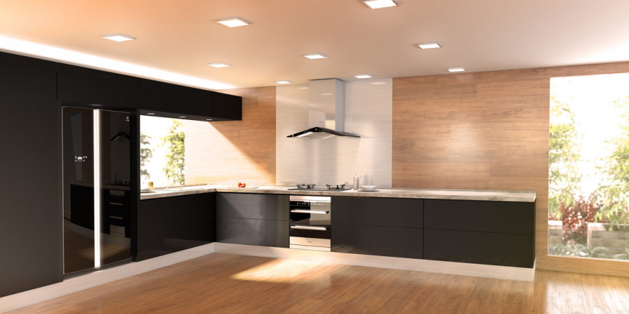 Side-by-Side integrieren | home - kitchen | Küche, Side by side ...
