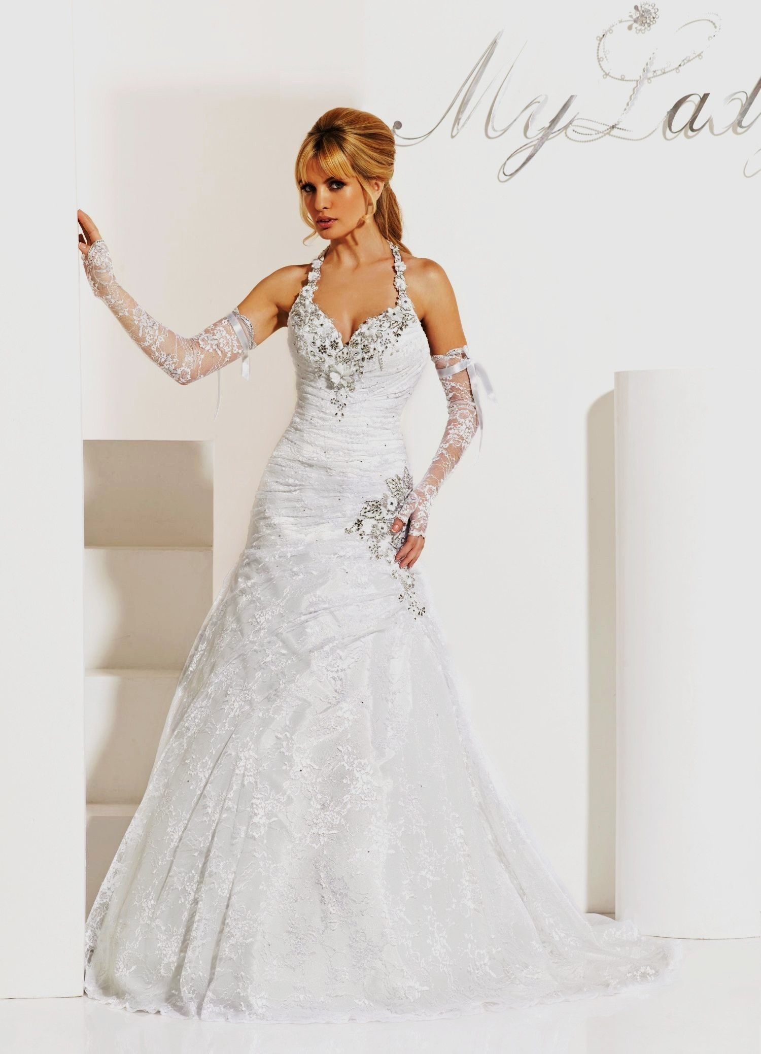 swarovski wedding dress<3 | dream wedding | Pinterest