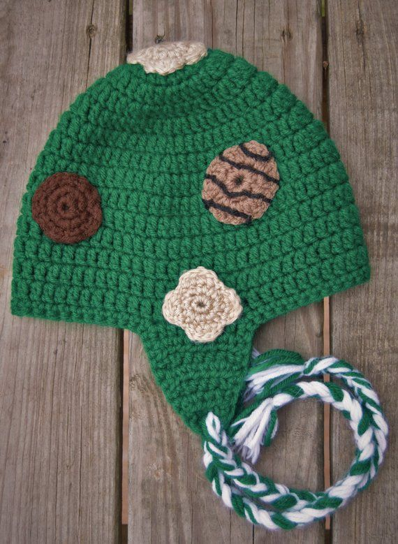 0cd8e7e837236 Girl Scout Cookie Hat in 2019