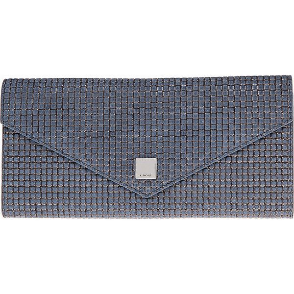 Lodis Sophia Woven Alix Trifold (€58) ❤ liked on Polyvore featuring bags, wallets, blue, ladies small wallets, ladies wallets, woven wallet, snap closure wallet, snap wallet, woven bag and lodis wallet