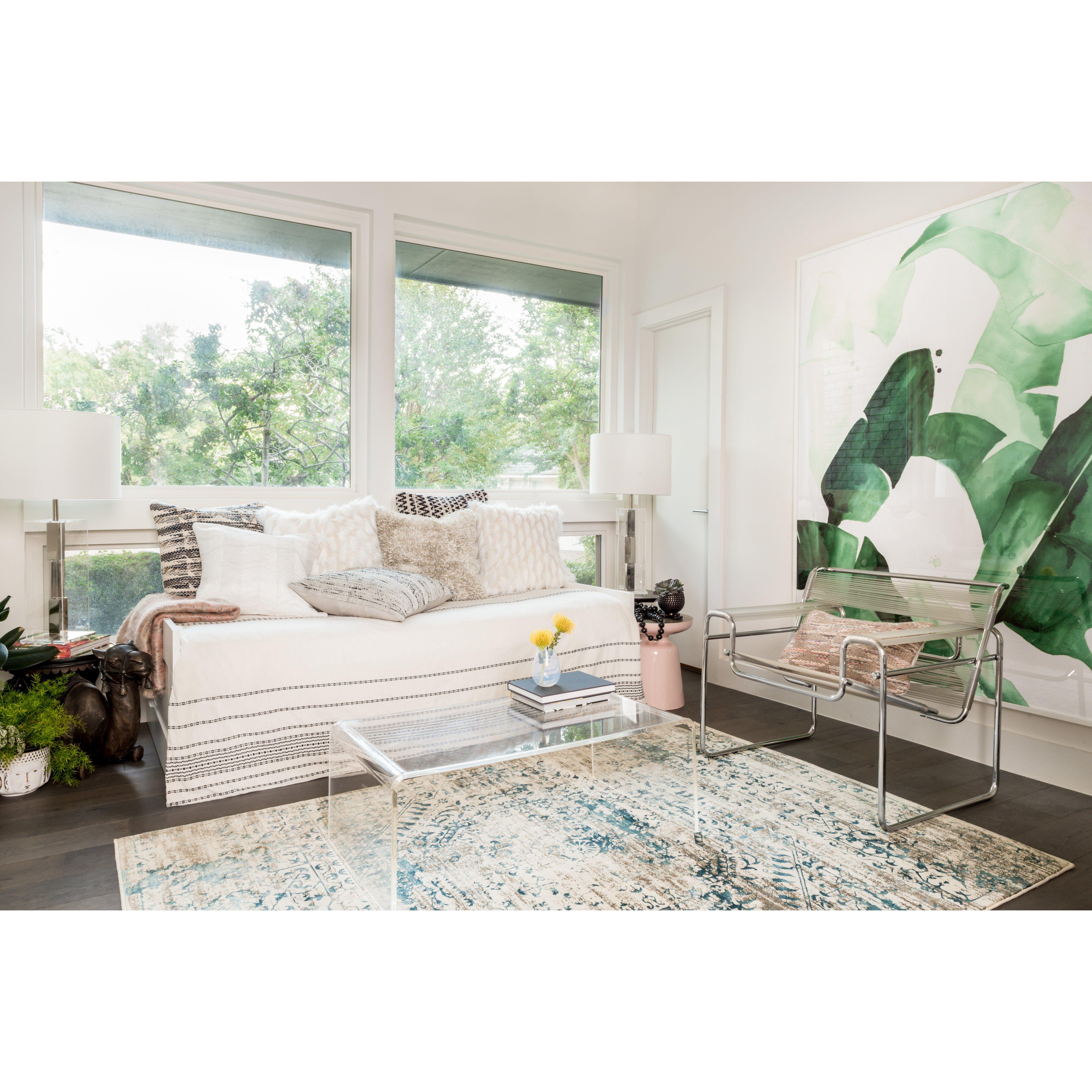 Loloi Rugs Kingston Ivory Area Rug | Living Room | Pinterest ...
