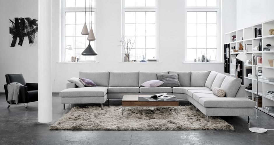 Sof s de la colecci n boconcept for the home boconcept - Sofas individuales modernos ...
