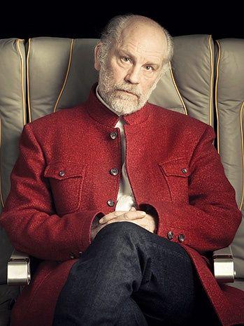 John Malkovich to Play Blackbeard in NBC Pirate Drama Series 'Crossbones'