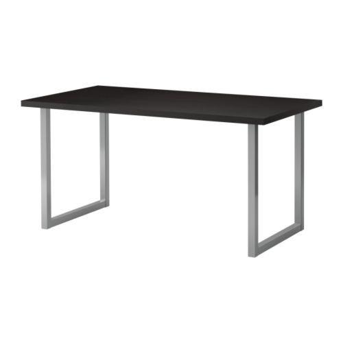 Vika Amon Moliden Table Ikea Plastic Feet Protect The Floor Against Scratching