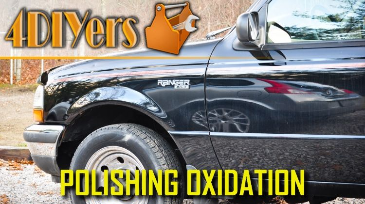 Video tutorial on how to remove oxidation from paint. As