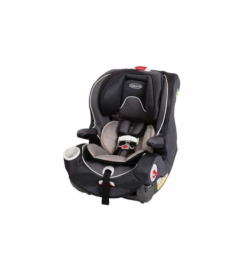 Graco Smart Seat All In One Car Rosin