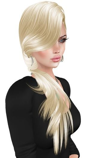 {MAGIC} Special Rigged  Mesh Hair HV55
