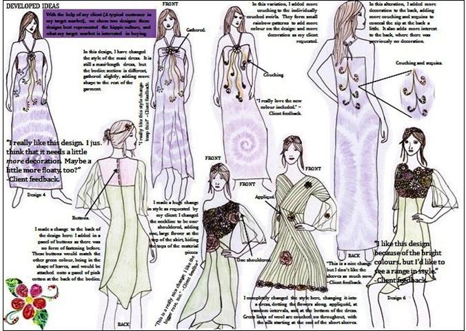 gcse textiles coursework help