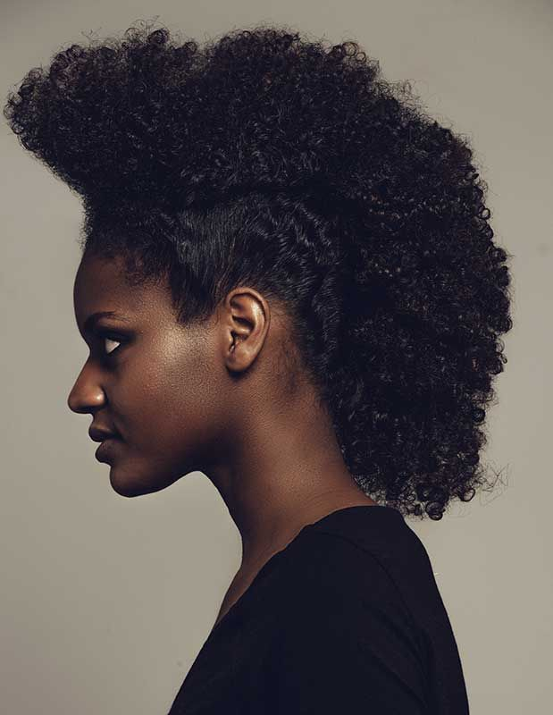 Salon cheveux crepus naturels paris
