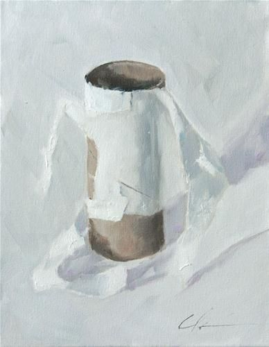 Tp Or Not Tp Ii Original Fine Art For Sale C Clair Hartmann