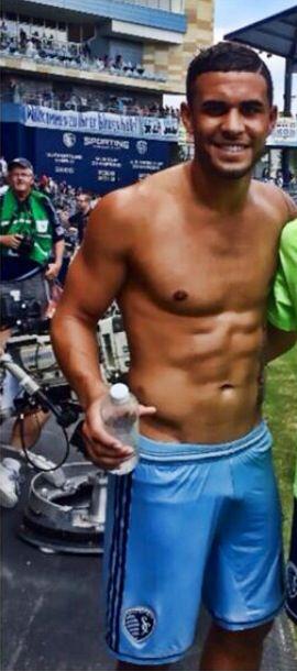 dom dwyer sporting kc striker full time babe marry me