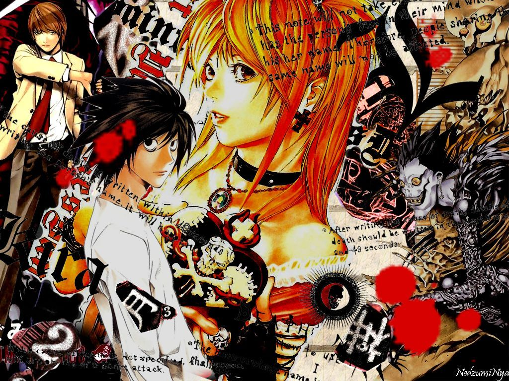 Google themes death note - Deathnote I Have Just Recently Started Reading The Manga And I