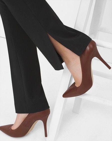 c0b403020b74 Women s Olivia Leather Pumps by White House Black Market
