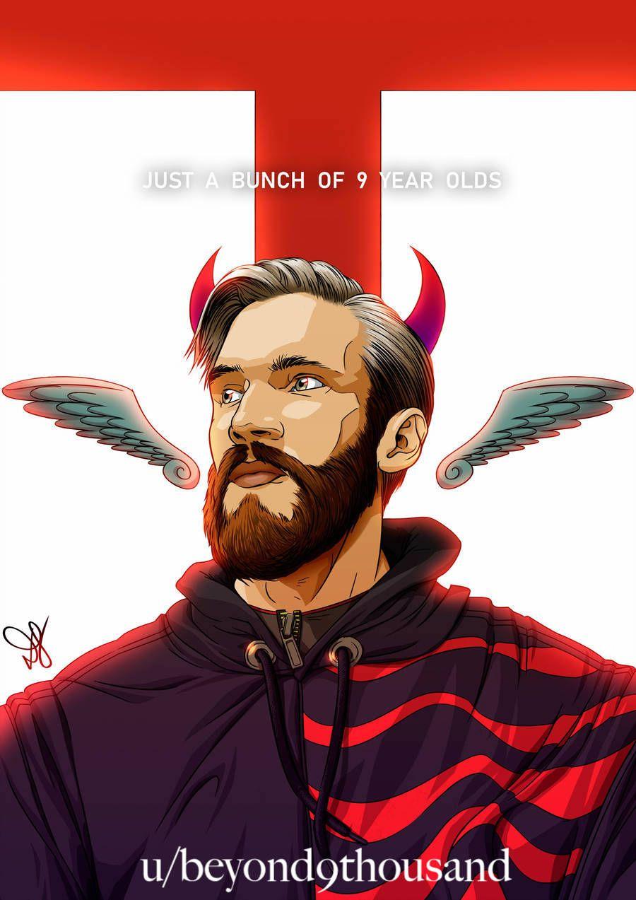 PewDiePie by u/beyond9thousand Pewdiepie