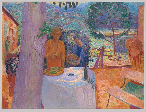 Pierre Bonnard: The Terrace at Vernonnet (68.1) | Heilbrunn Timeline of Art History | The Metropolitan Museum of Art