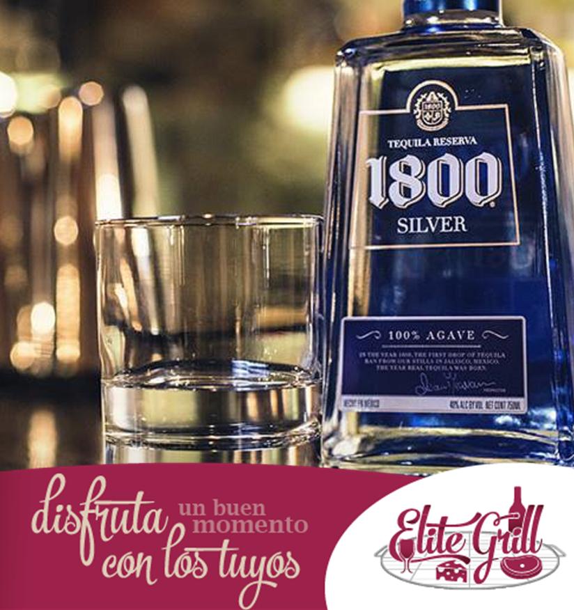 Tequila 1800 a domicilio en Medellín